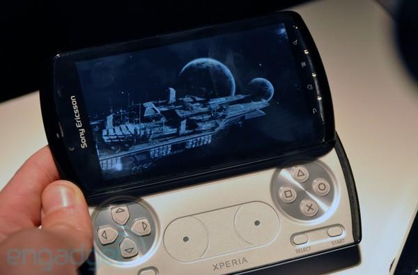 Sony Ericsson Xperia Play MWC 2011 hands-on! (updated with video)