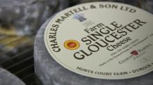 Brexit churns unease for Britain's speciality cheese