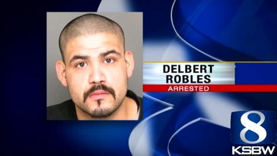 Salinas man in 10-hour police standoff turns self in