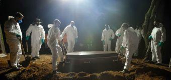 Über eine halbe Million Corona-Tote in Brasilien