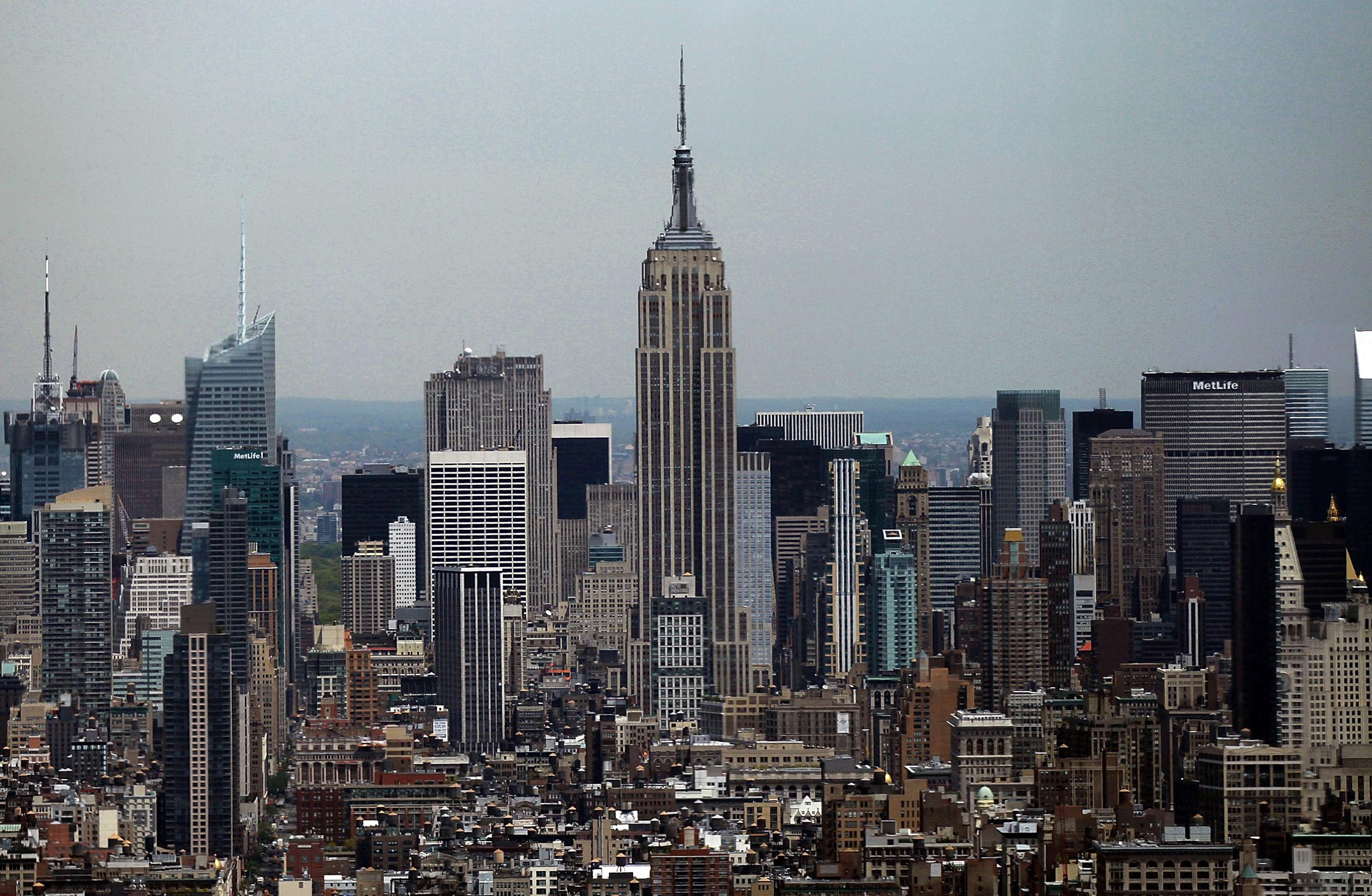 happy birthday empire state building. Black Bedroom Furniture Sets. Home Design Ideas
