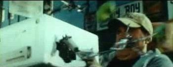 Anyone see the Xbox 360 robot in Transformers?
