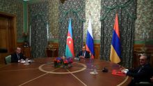 Armenia and Azerbaijan agree to ceasefire, Russia's Lavrov says