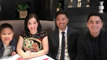 Kris Aquino signs with LA-based East West Artists