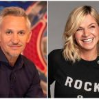 BBC pay gap: Gary Lineker and Zoe Ball top earners at £1.75m and £1.36m