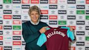 West Ham confirm Pellegrini as new coach