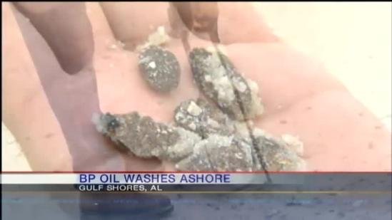 Tests confirm oil came from BP spill