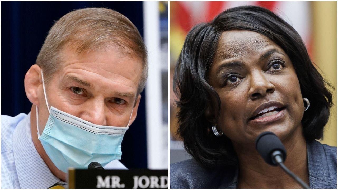 Rep. Val Demings Goes Off On Jim Jordan In Fiery Shouting Match About Policing