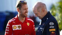 Für Vettel: Kommt auch Newey zu Aston Martin?