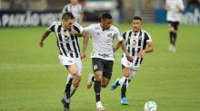 Revés diante do Santos impediu o Ceará de entrar no grupo da Libertadores
