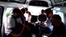 VIDEO | El 'asalto' a una combi más extraño que ha ocurrido durante la cuarentena