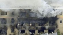 The Latest: 33 confirmed dead in Kyoto anime studio fire