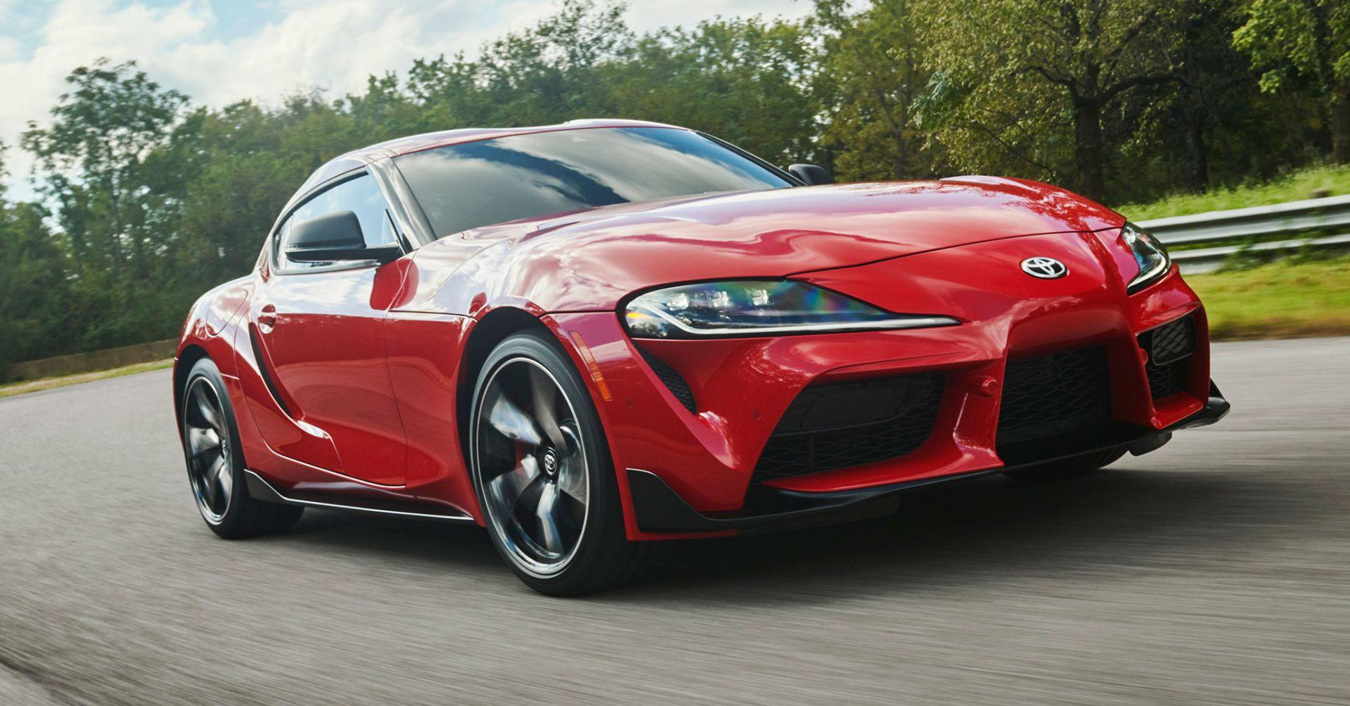 Review: The 2020 Toyota Supra was worth the long wait