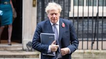 Boris Johnson Plans Policy Blitz In Wake Of No. 10 Power Struggle