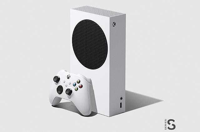 Xbox Series S is official, tiny and will only cost $299