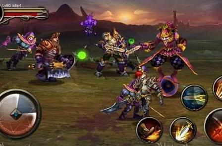 Excalibur takes Arthurian action to mobile devices