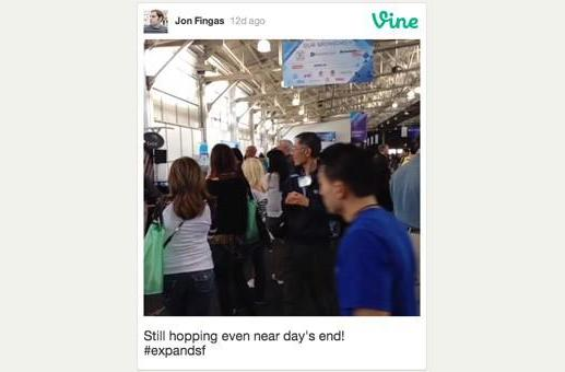 Vine enables video embeds, keeps web viewers in the loop