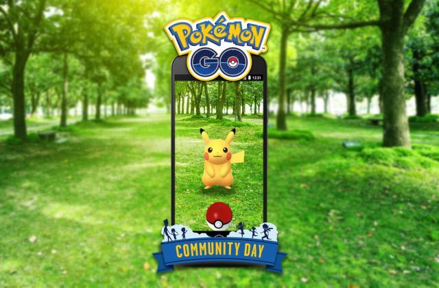'Pokémon Go' Community Days bring exclusive captures every month