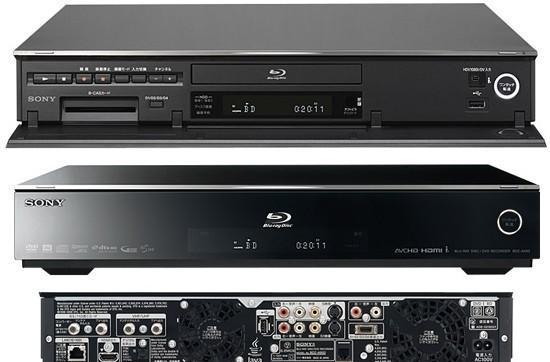 Sony's BDZ-A950 / BDZ-A750 Blu-ray recorders do the network thing