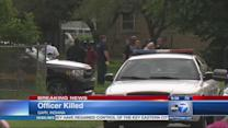 Gary police officer Jeffrey Westerfield found shot in vehicle