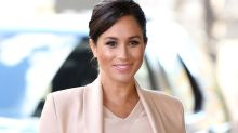 Here's Why Meghan Markle Always Wore Pink After Her Royal Wedding
