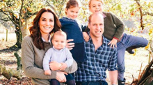 There's a Special Detail in the Royal Family's Christmas Photo You Probably Missed