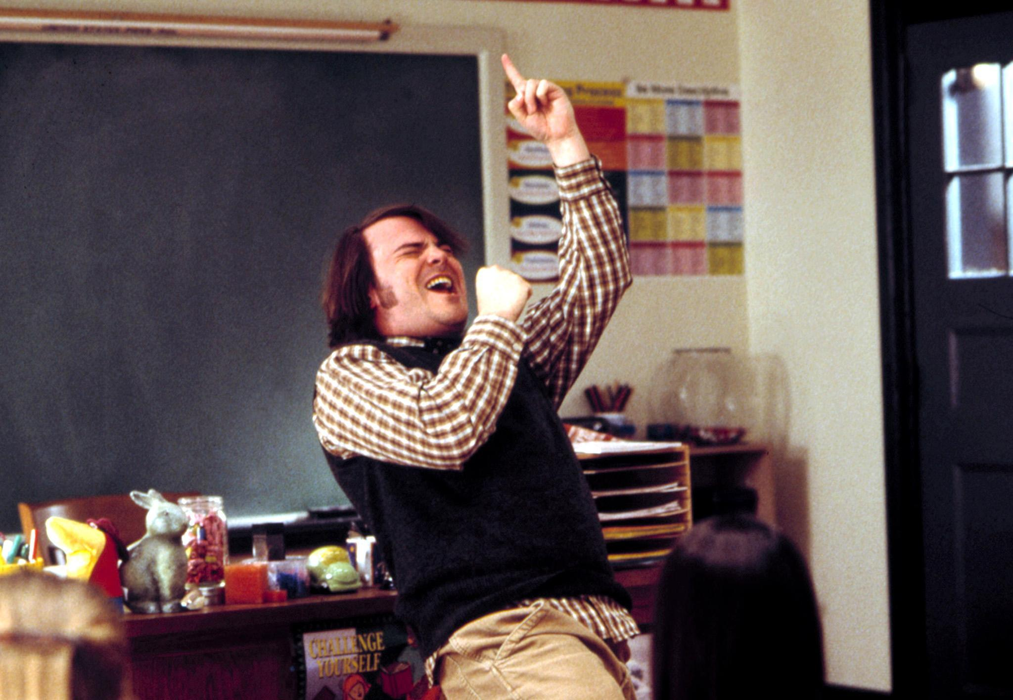 'School of Rock' Musical Coming to Broadway