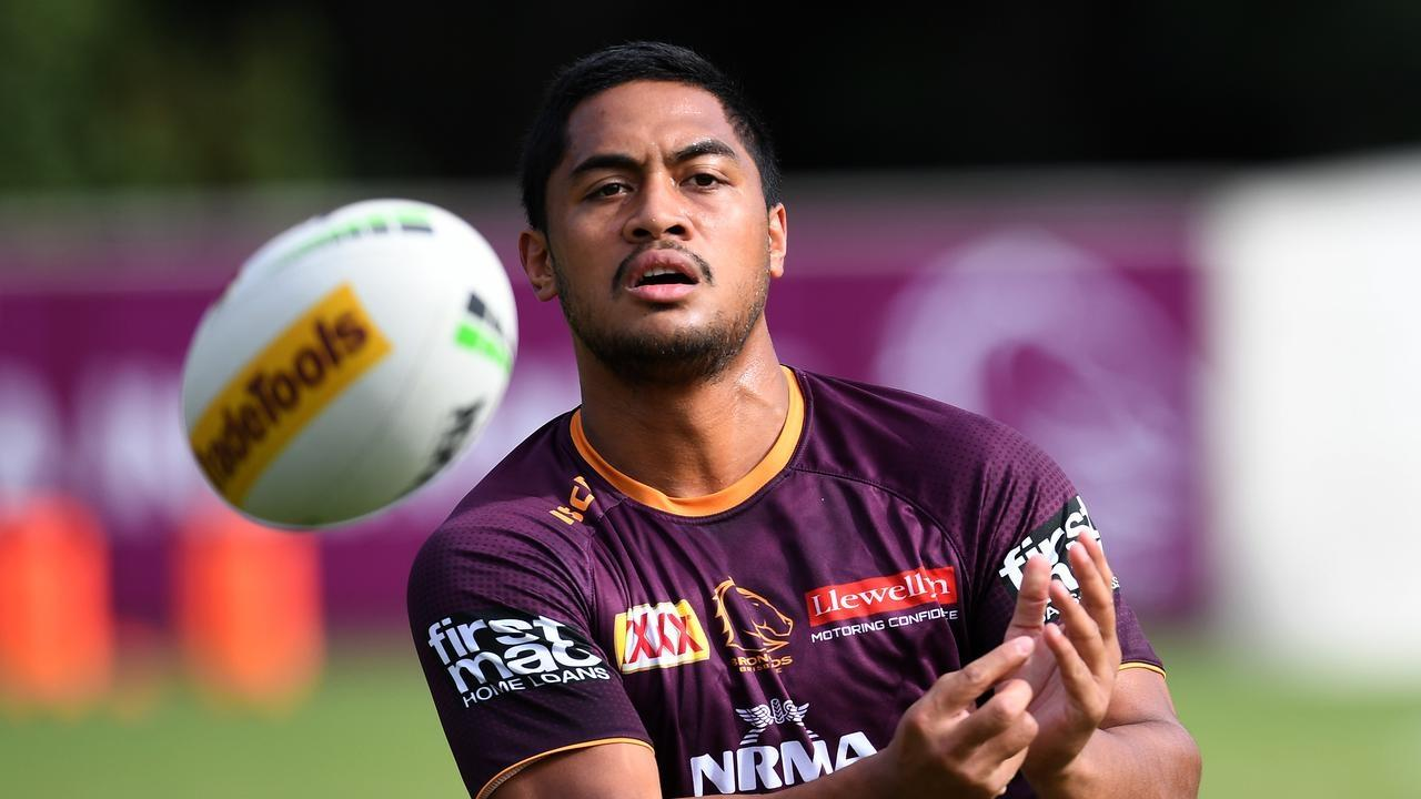 Andy Mannah samoa, fiji name rugby league test teams