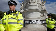 Twenty protest organisers face £10,000 fines following Extinction Rebellion demonstrations in central London
