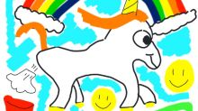 Elon Musk is arguing about a farting unicorn on Twitter. Here's why.
