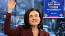 Sheryl Sandberg announces a new way to be there for grieving friends during the holidays