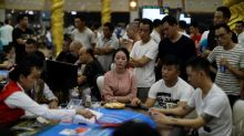 In scrappy Cambodian casino town, Chinese plan future beyond coronavirus