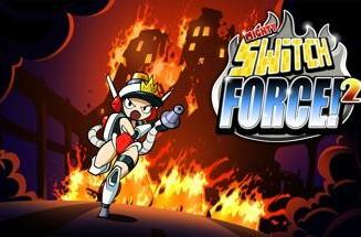 Mighty Switch Force 2 to flip the switch on Wii U, 'estimated' for October