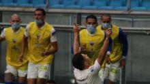 Mais maduro, Osvaldo comemora boas atuações fora de casa e 1º gol pelo Fortaleza no Brasileirão