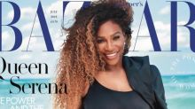 'Strong is beautiful': Fans are falling for Serena Williams's sexy new magazine cover