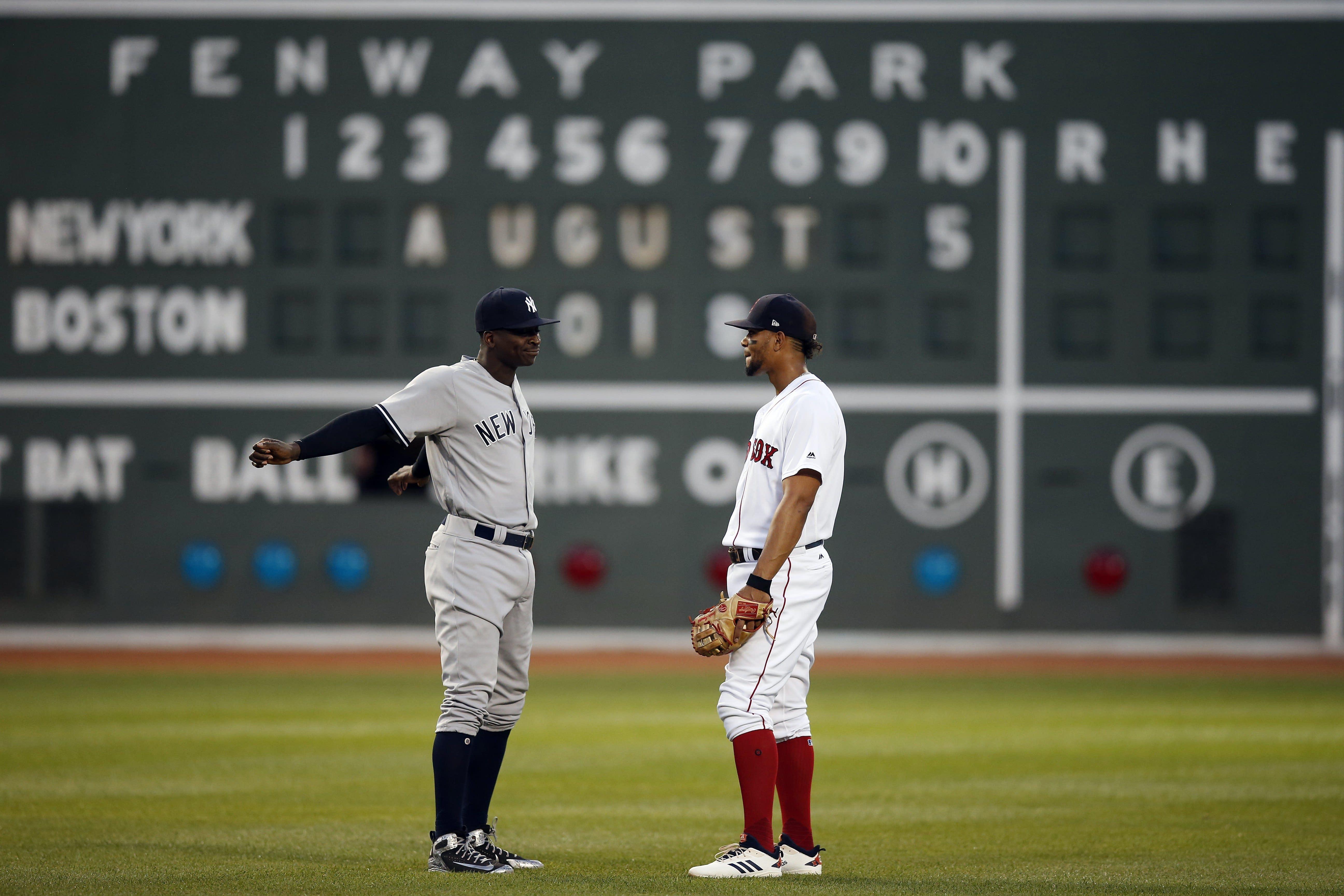 e7150459b Yankees-Red Sox rivalry still rules baseball