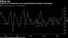 Decades of Growth at Risk as China Car Sales Keep Dropping