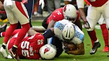 Cardinals open as road underdogs in Week 1 vs. Titans