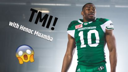 TMI: What is Henoc Muamba's ideal superpower?