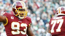 Alabama in the NFL: DL Jonathan Allen Signs Four-Year Contract Extension with Washington