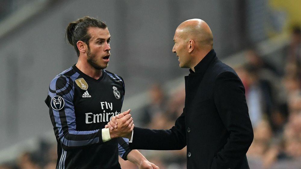 Bale out of Real Madrid v Bayern Munich
