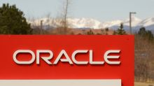 Oracle's forecast miss overshadows cloud growth, shares fall