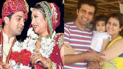 Shocking: Juhi Parmar And Sachin Shroff To End Their Marriage Of 8 Years