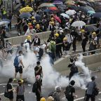 Hong Kong leader delays unpopular extradition bill; activists want more
