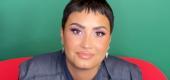 Demi Lovato. (Getty Images)