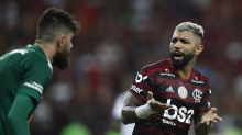 Supervisor do Vasco agride Gabigol e revolta Flamengo