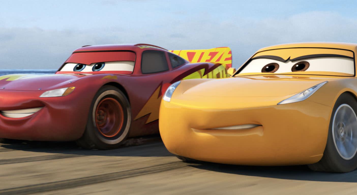 (Disney Pixar)