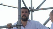 Salvini: centrodestra è passato: è nata la coalizione degli italiani