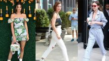 Gigi Hadid, Kendall Jenner & More Celebrities Wearing White Boots