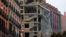 Heftige Gasexplosion erschüttert Madrid